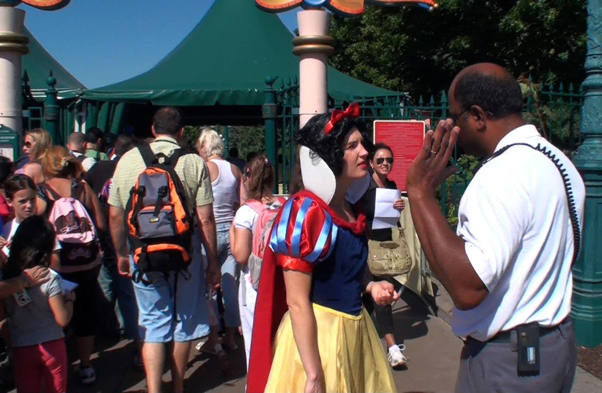 Pilvi Takala Real Snow White